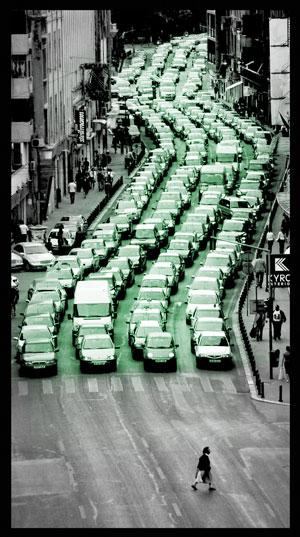 خیابانهای سبز